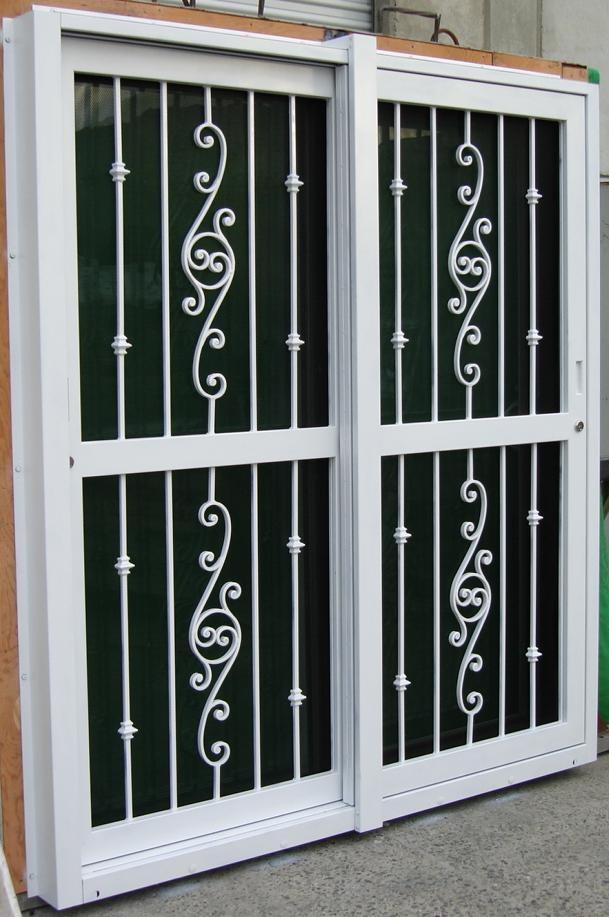 Patio Security Doors : Pictures