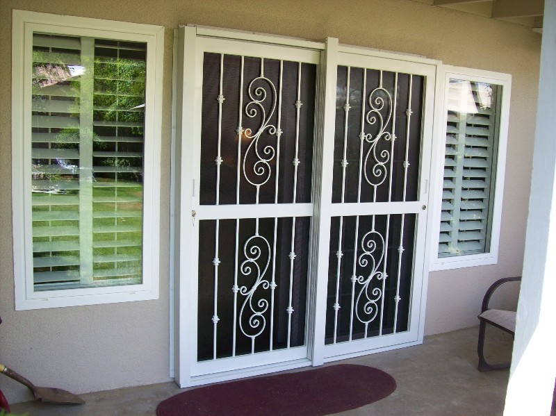 Sliding Patio Doors Door Security Bar